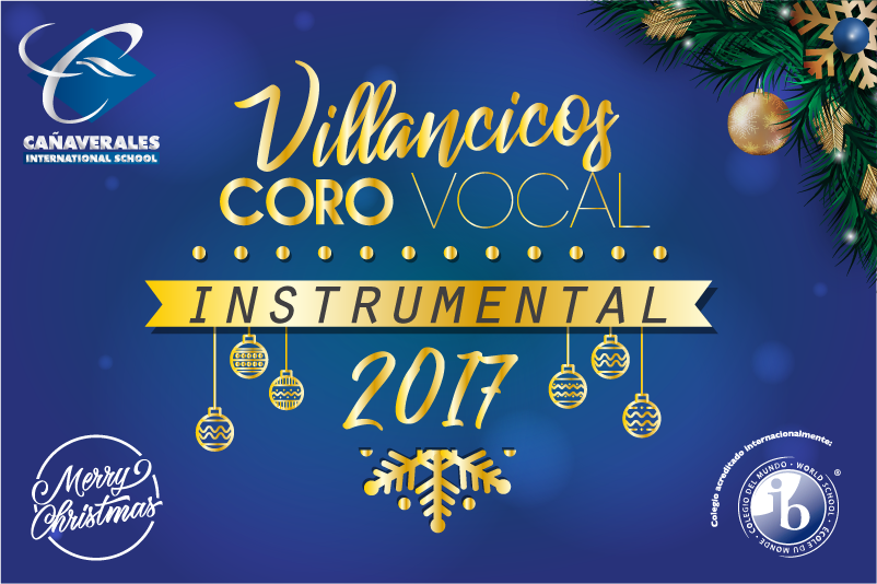 Villancicos Coro Vocal Instrumental Cañaverales International School