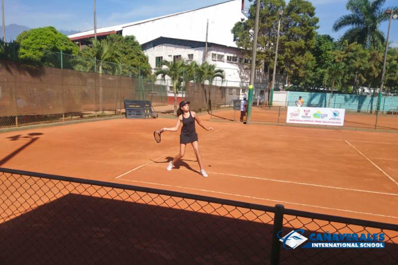 Camila García tenis