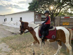 Emilio Sánchez equitación clases
