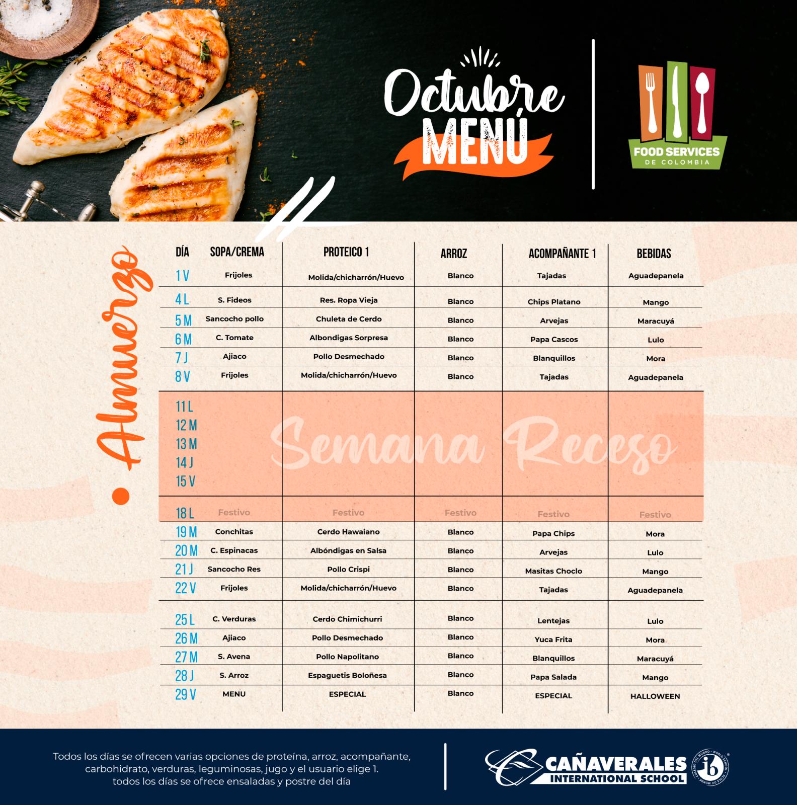 Menu-cafeteria-Octubre-Preescolar
